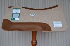 1 inch Contoured Cowboy Tan Pad (32 x 32) - TB10 (Tan)