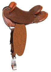 Dan Lawrence saddle