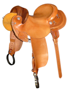 Bethel Saddlery - Western Stock saddle