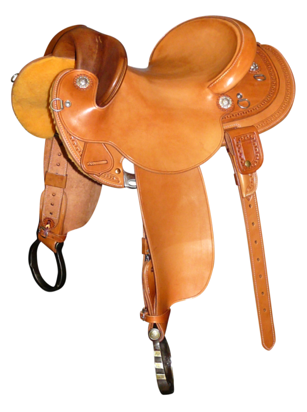 Bethel Saddlery Western Stock Saddle